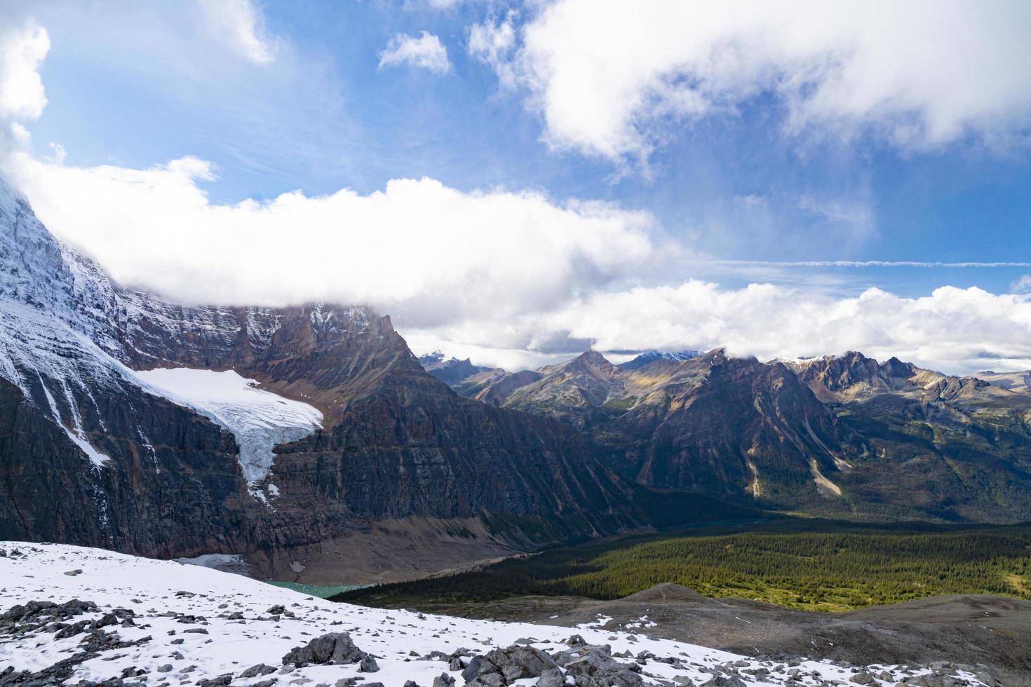 Rocky mountain wilderness photo