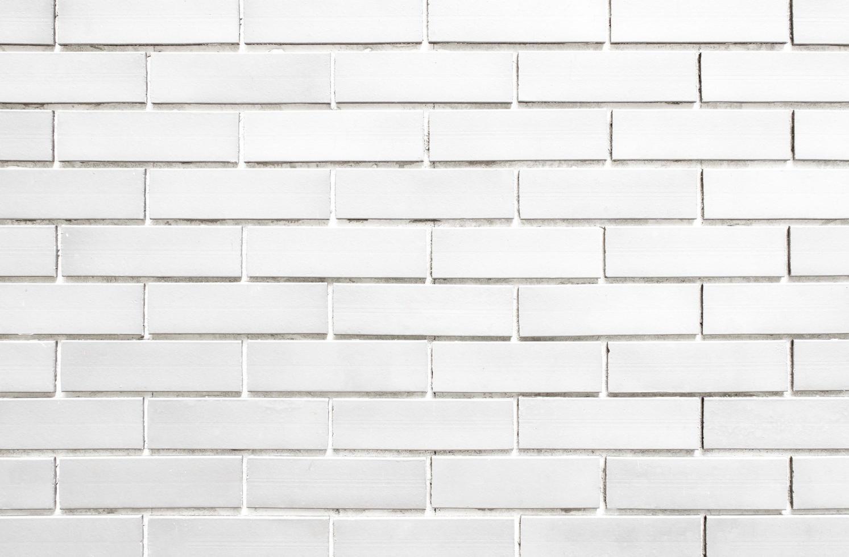 White concrete wall photo