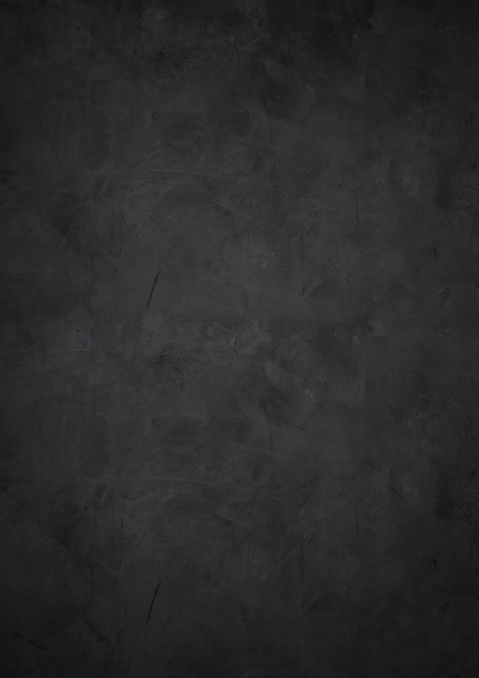 Black textured  surface photo