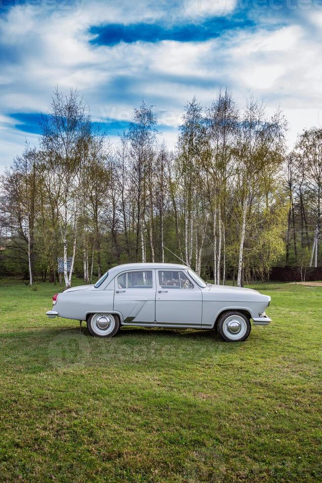 Vintage car GAZ M21 Volga photo
