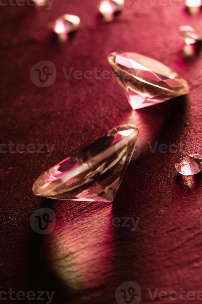 different diamonds photo