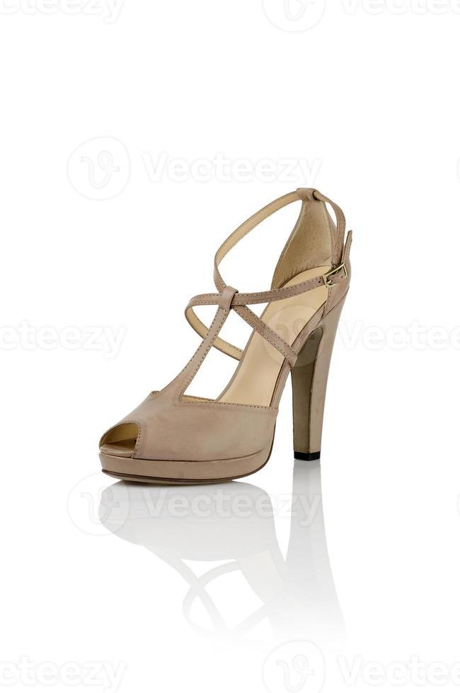 Womens fashion shoes photo