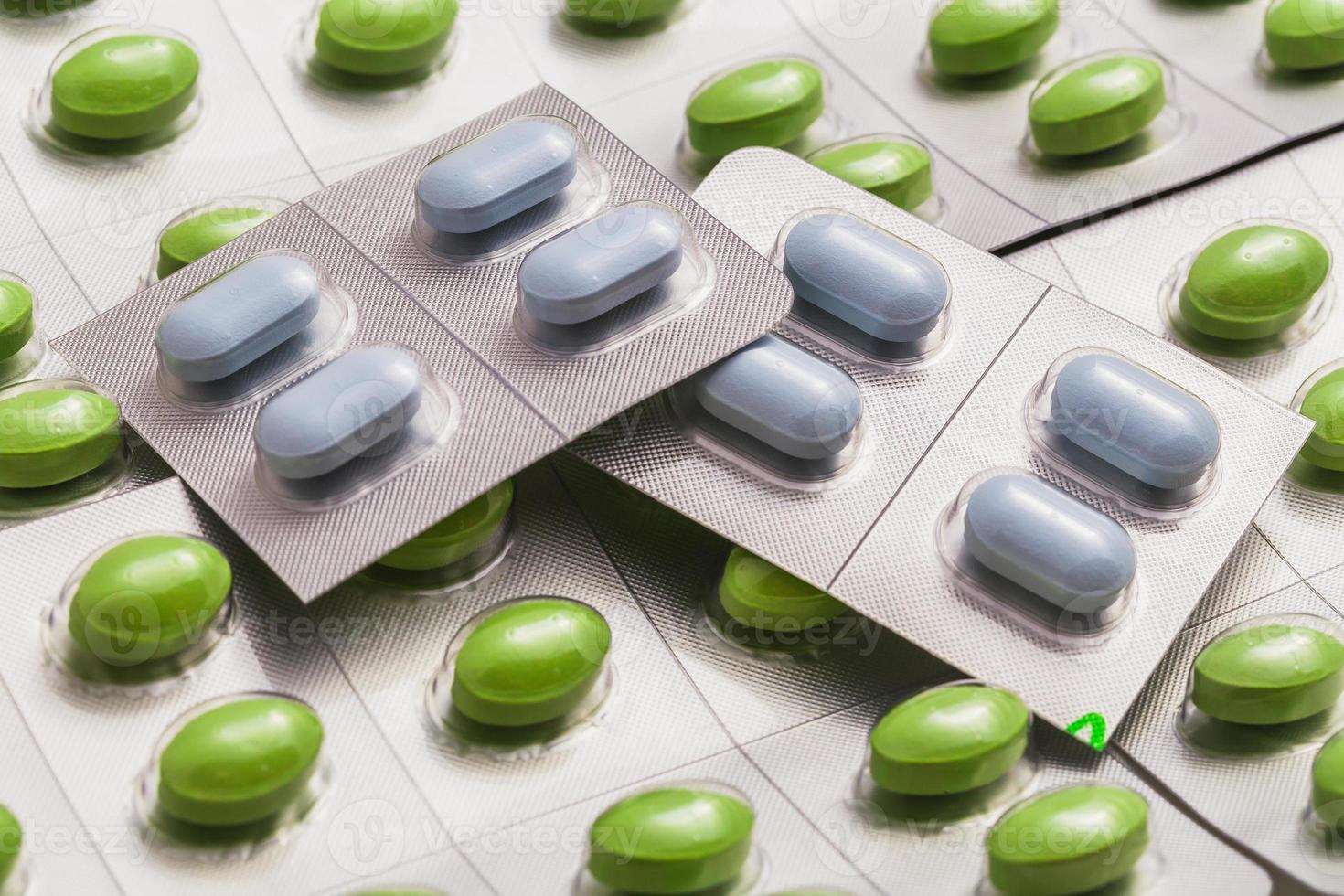 la pastilla de color foto