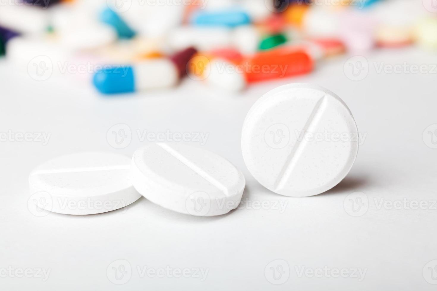 pastillas surtidas foto