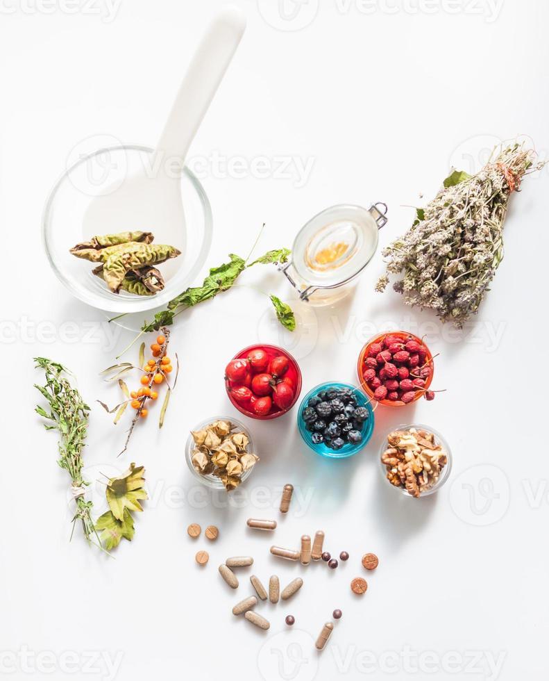 vitaminas naturales foto
