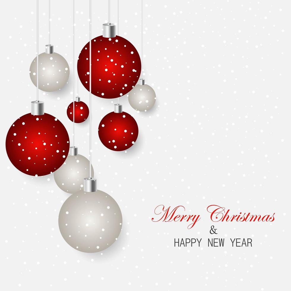 letras de feliz natal vetor