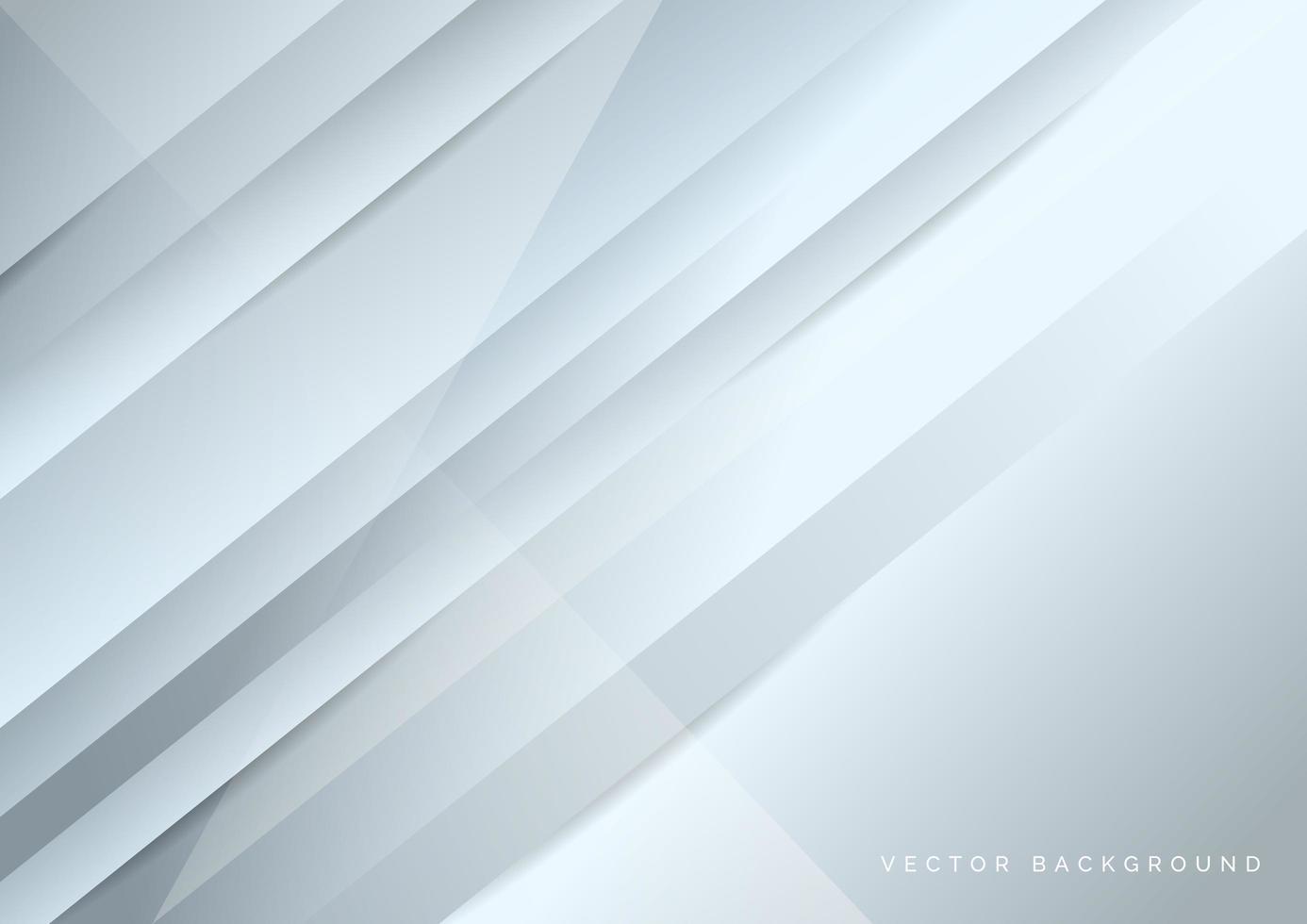 fundo prateado abstrato moderno vetor