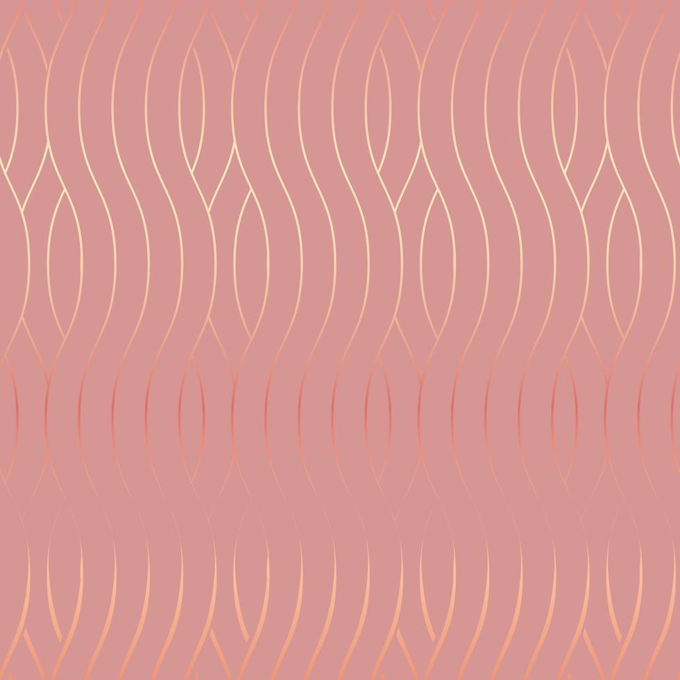 Abstract elegant geometric vector