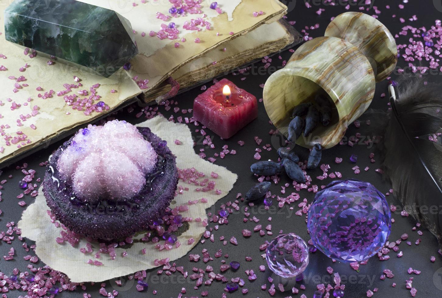 Magic berries photo