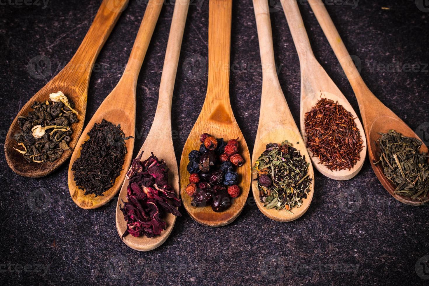tea assortment photo