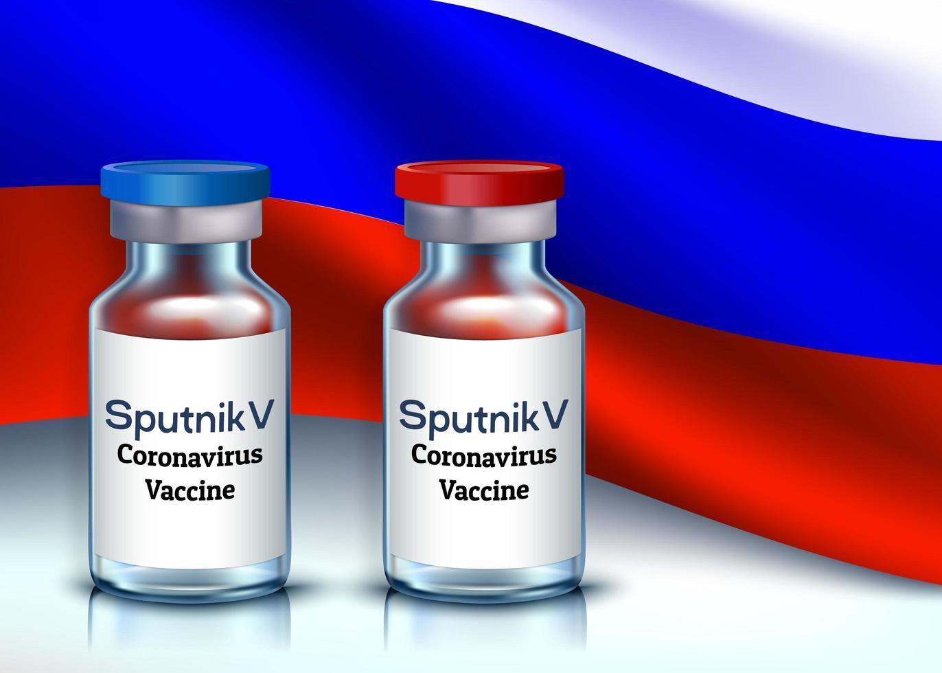 vacina contra coronavírus sputnik v vetor