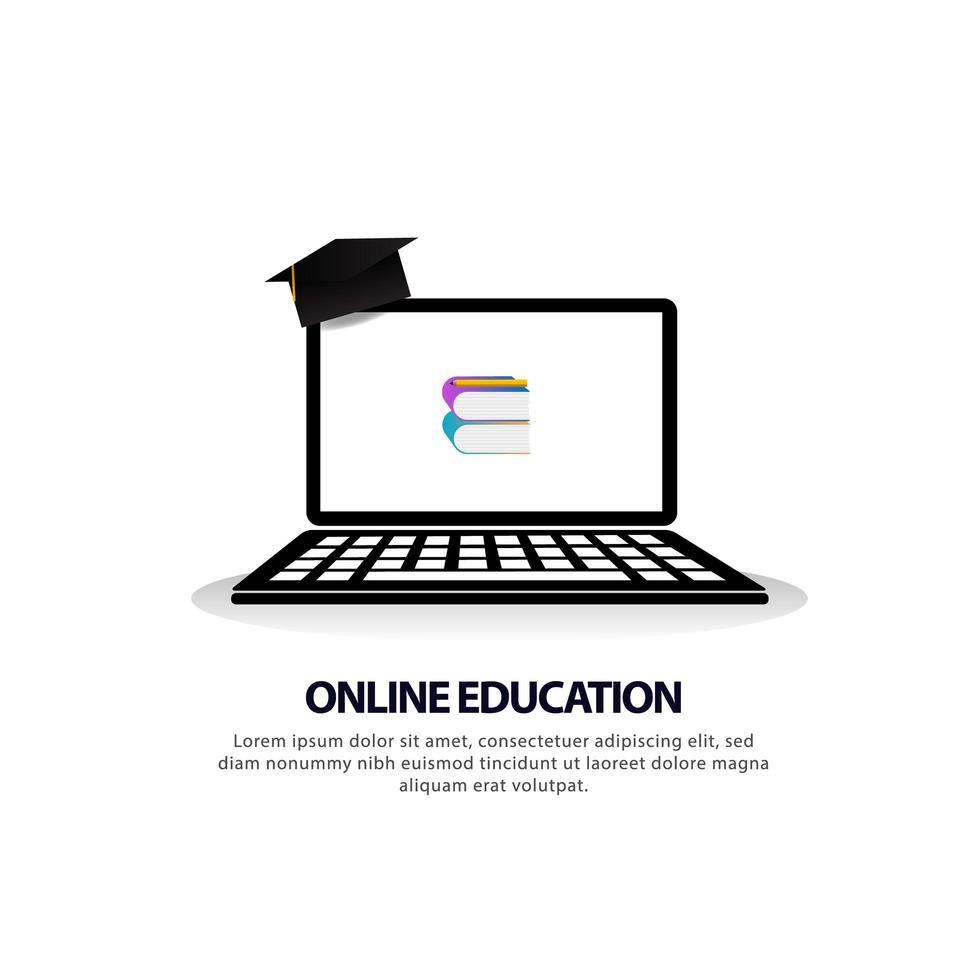 Online Education Banner Template Download Free Vectors Clipart Graphics Vector Art
