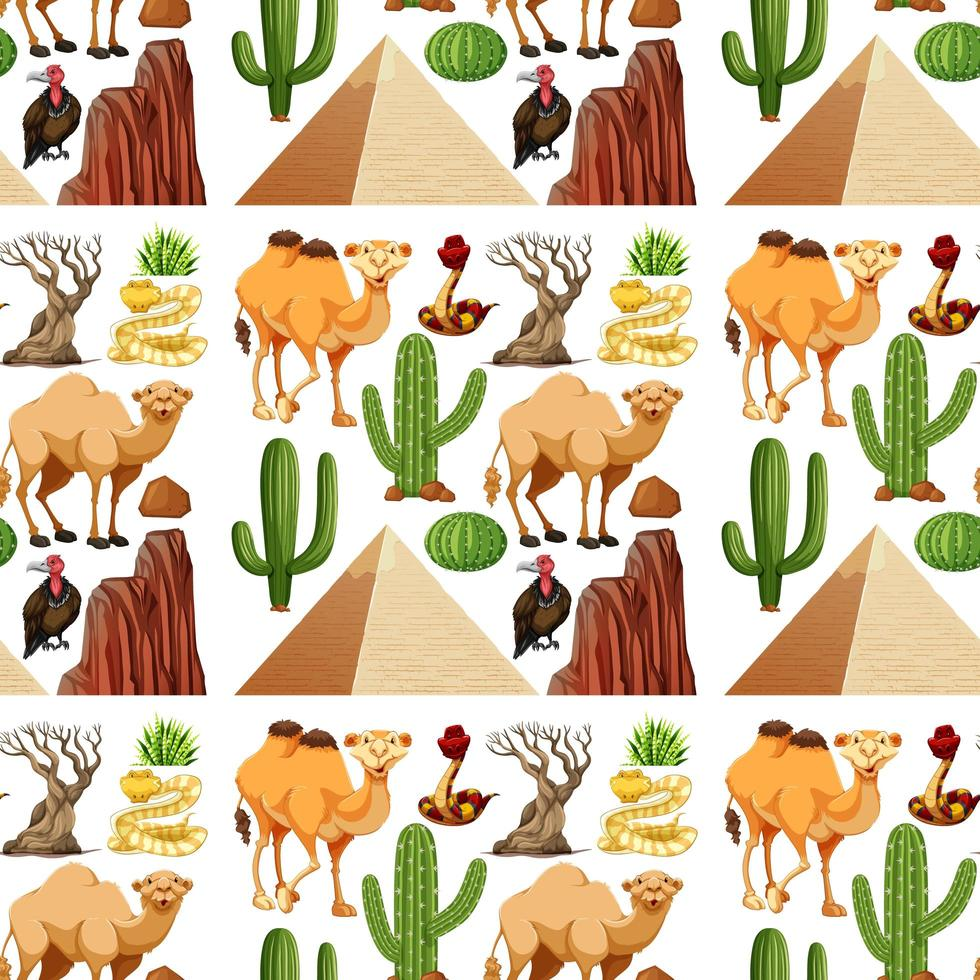 Desert Animal Clipart