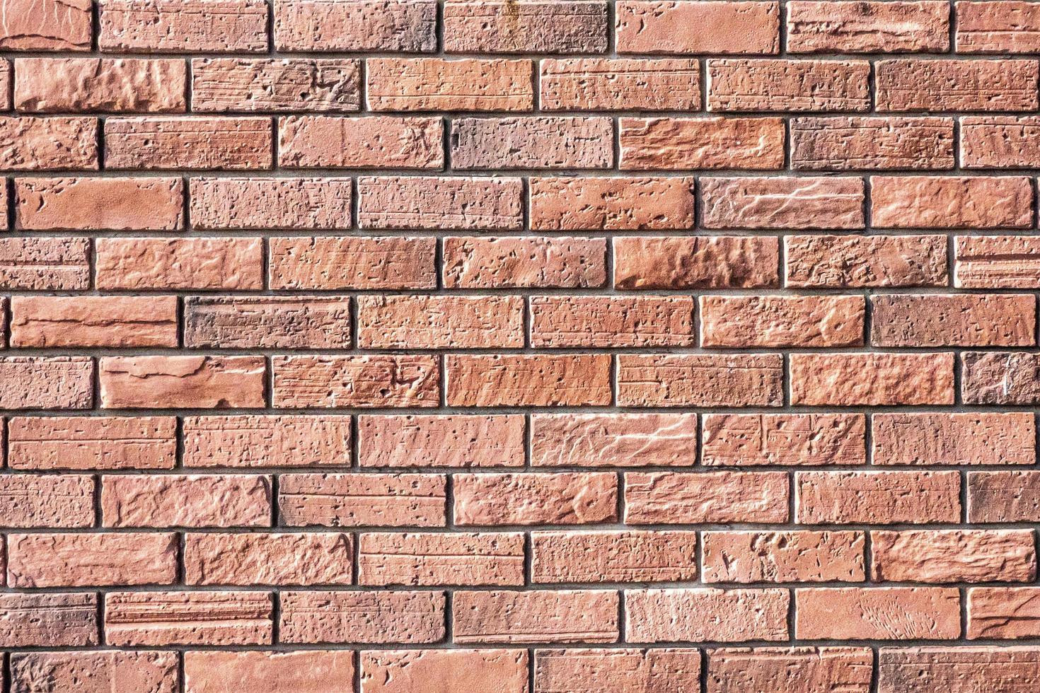 Red brick backdrop photo
