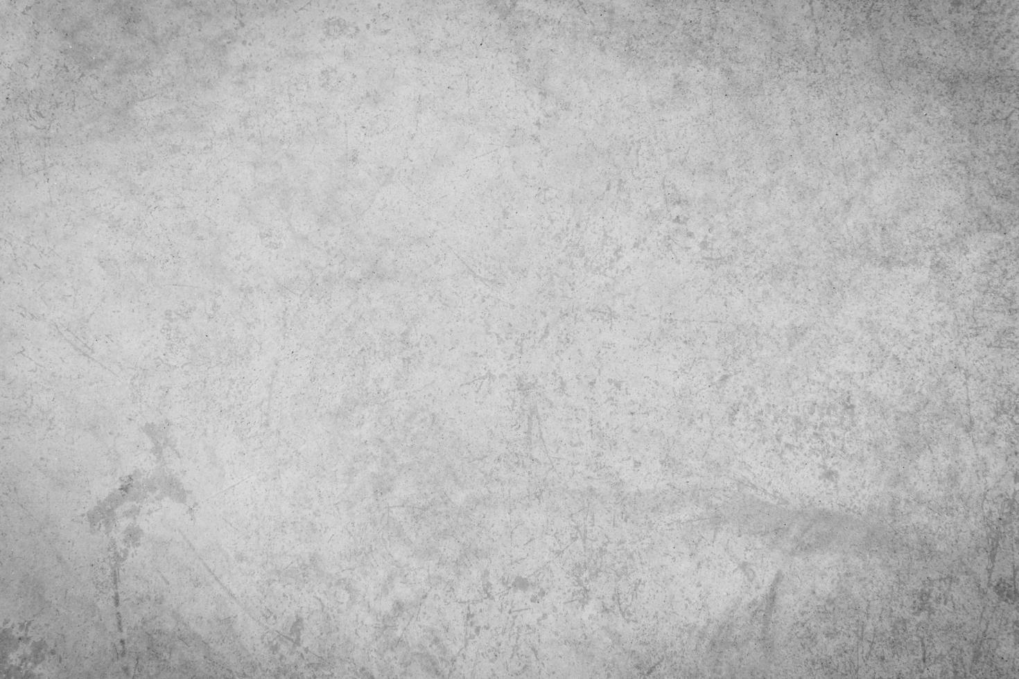 vista superior de una superficie de hormigón gris foto
