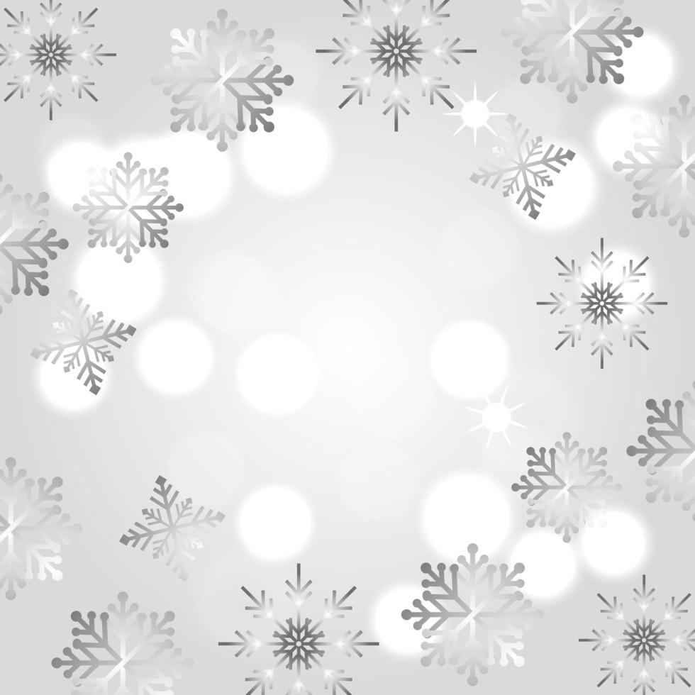 Holidays event card background vector