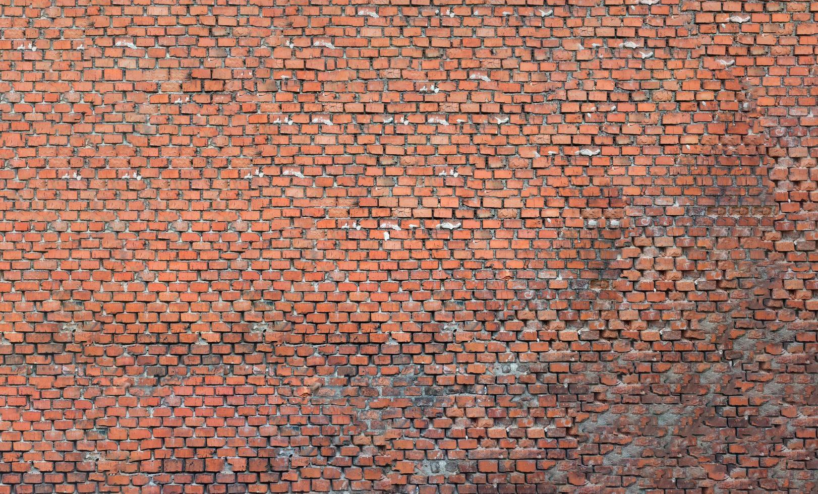 Brock wall background  photo