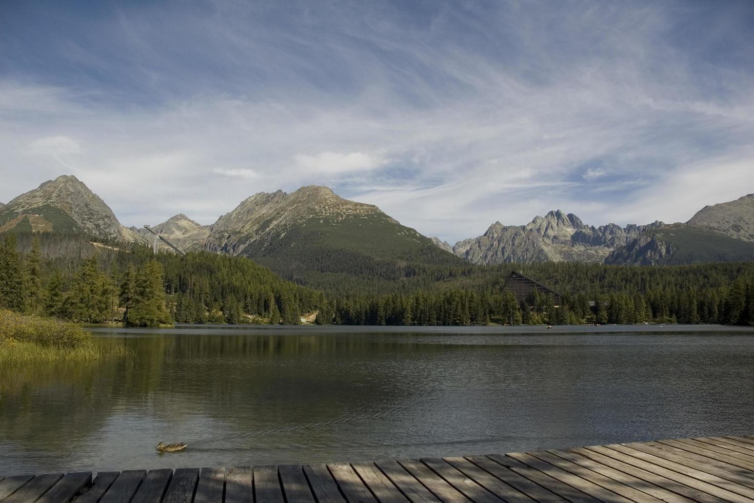 High Tatras mountains photo
