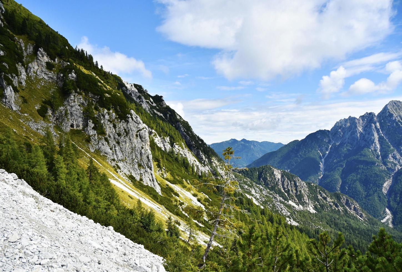 Julian Alps landscape photo