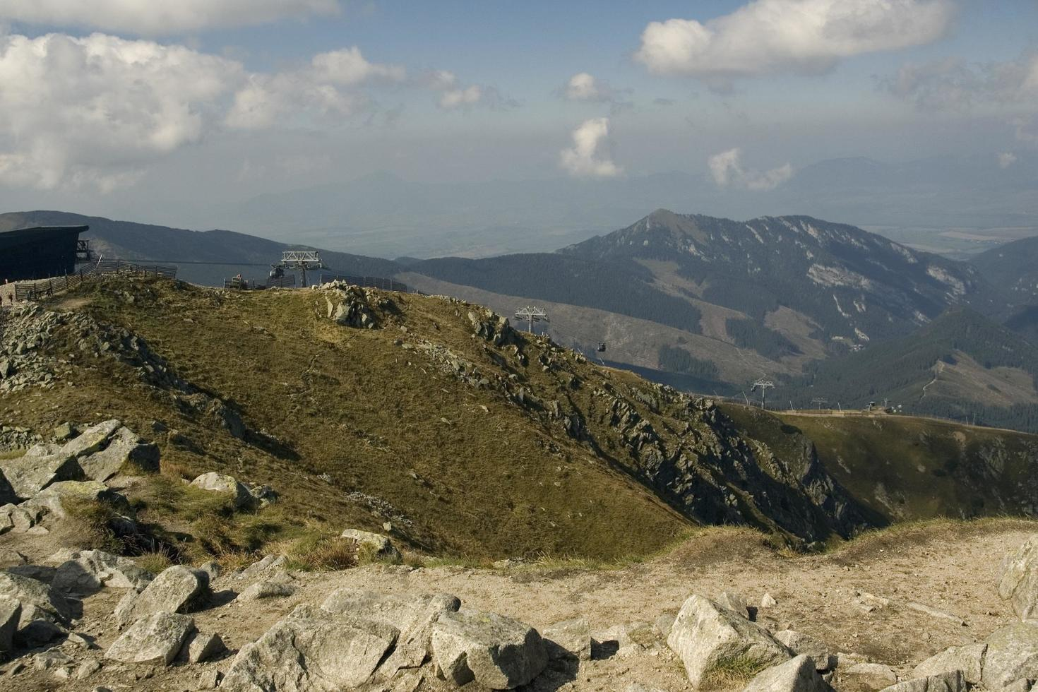 Natural landscape of Slovakia photo