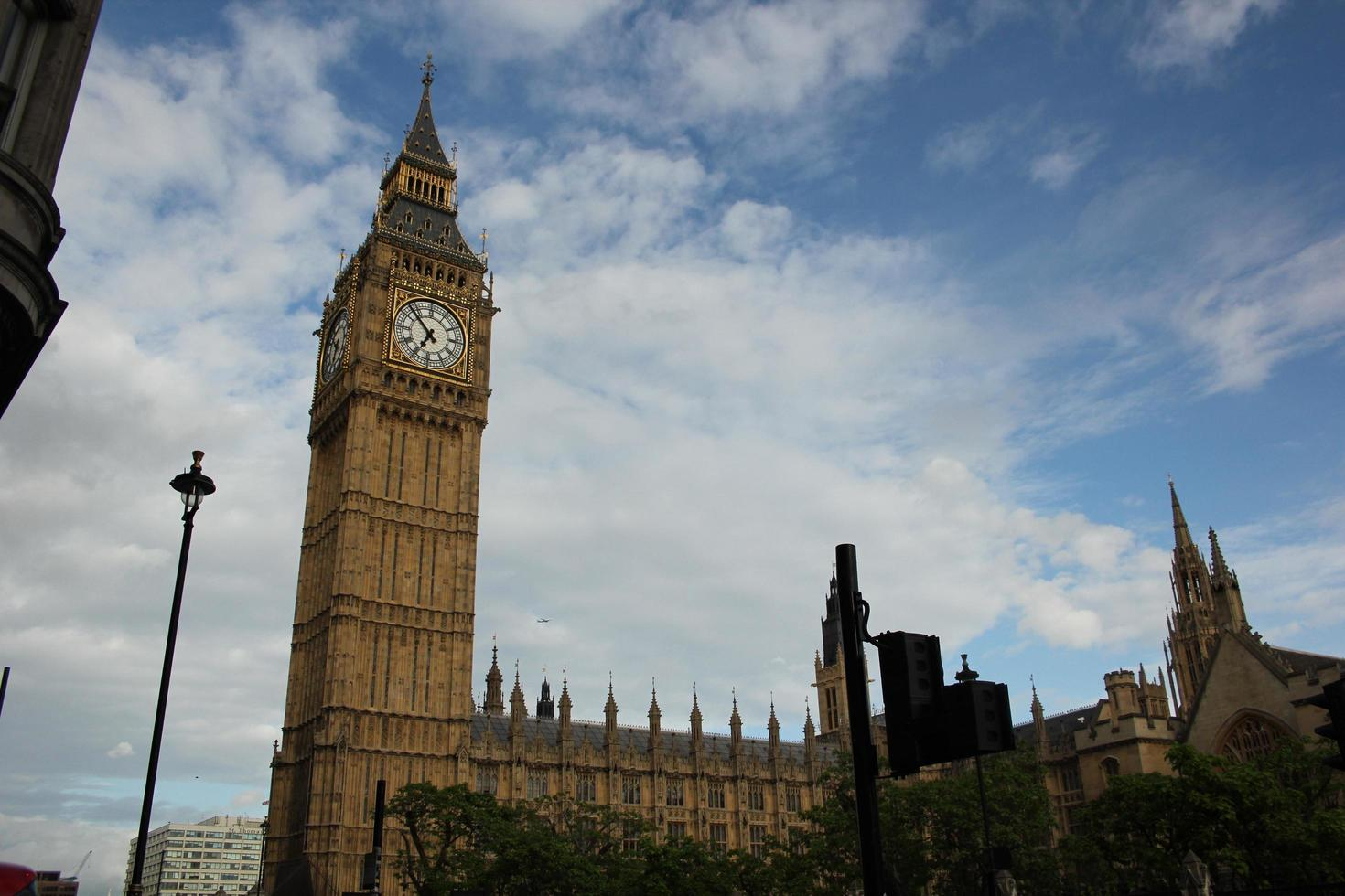The Palace of Westminster, London photo