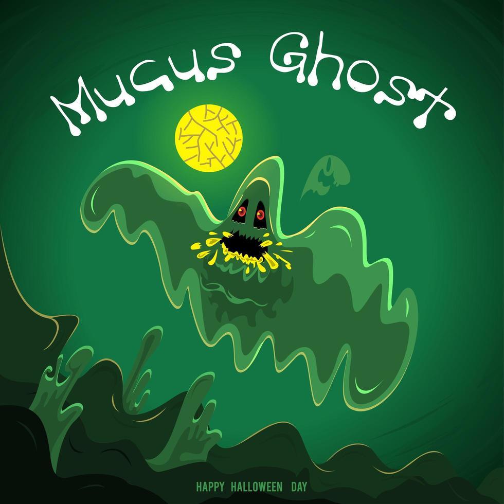 Halloween Ghost Design vektor