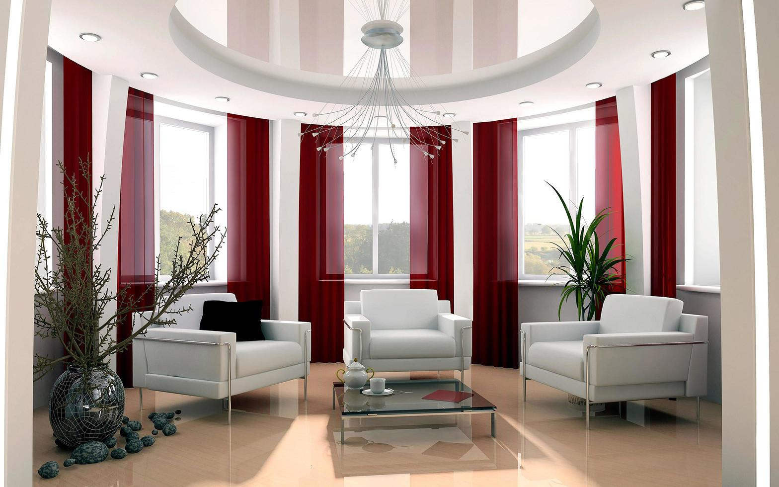 Living room lounge photo