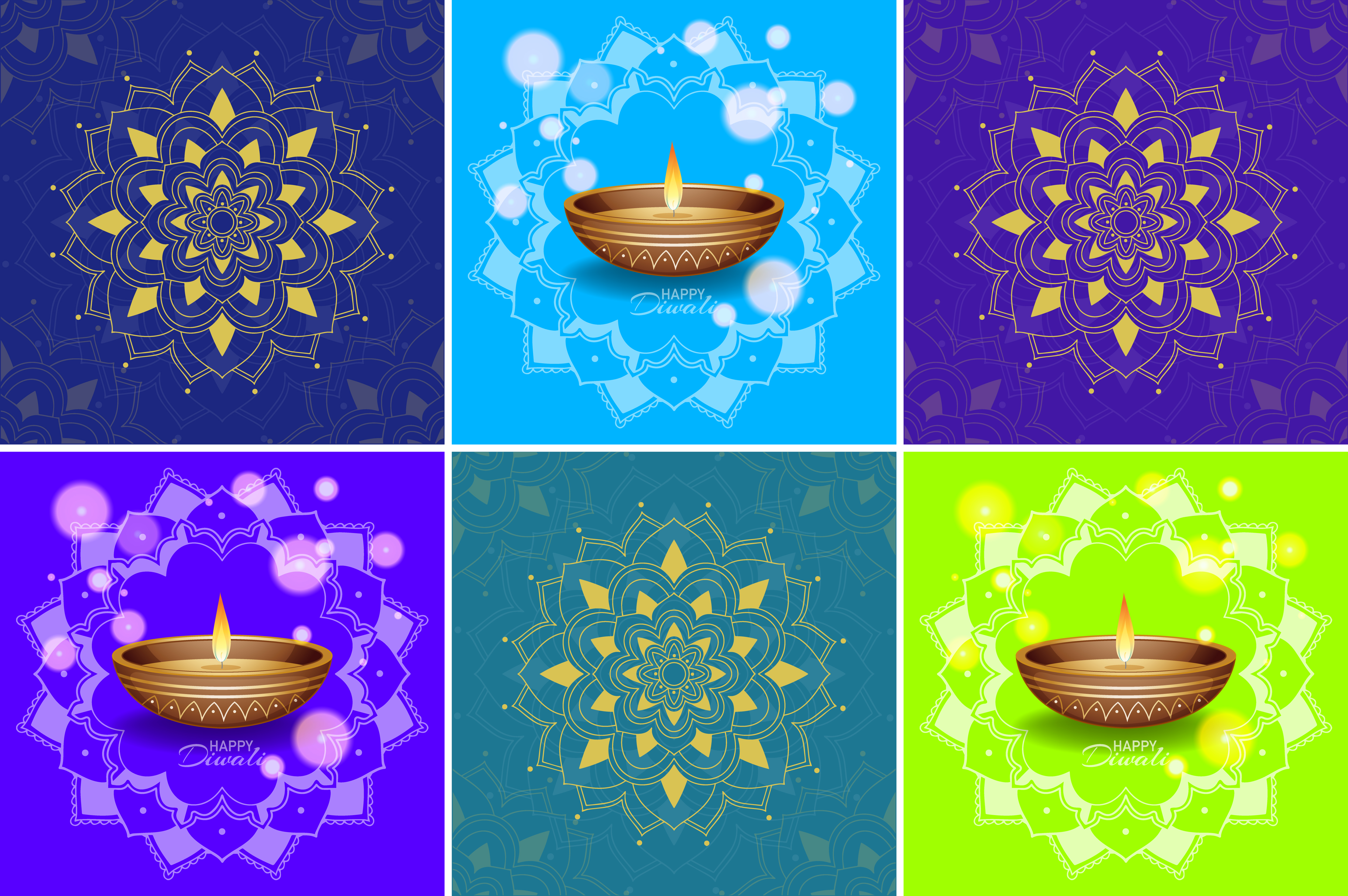Background Template With Mandala Designs Download Free Vectors Clipart Graphics Vector Art