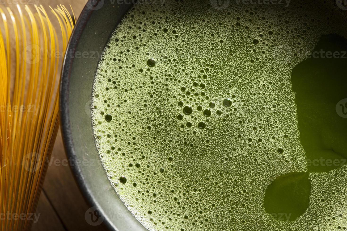 Organic Green Matcha Tea photo