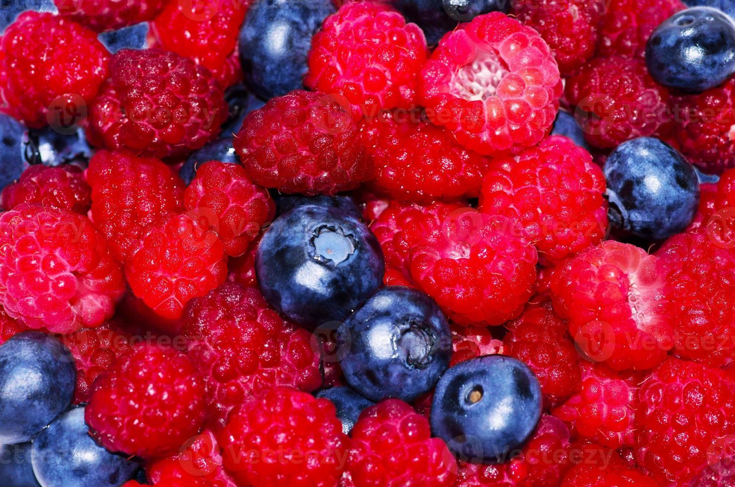 delicious fresh berries photo