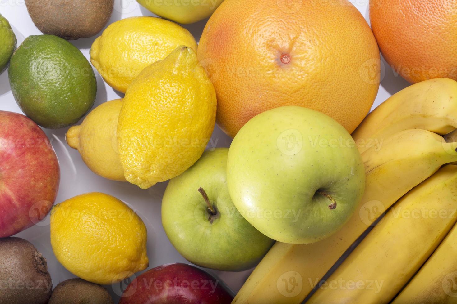 fruta mezclada foto