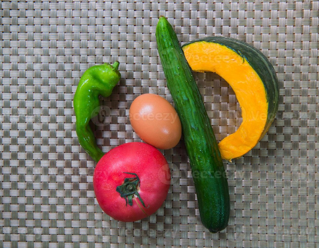 Japan vegetables photo