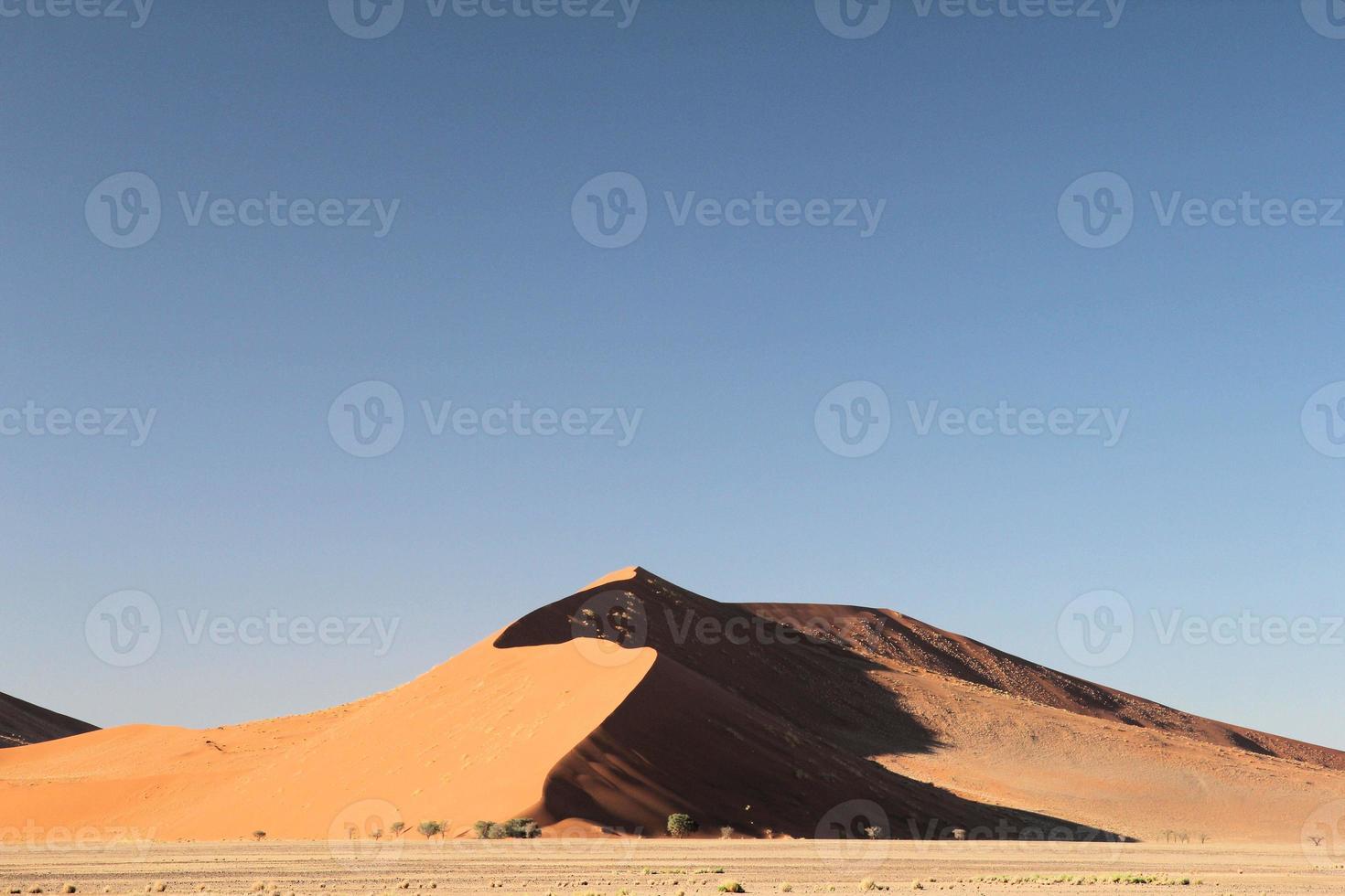 sossusvlei, dunas rojas foto