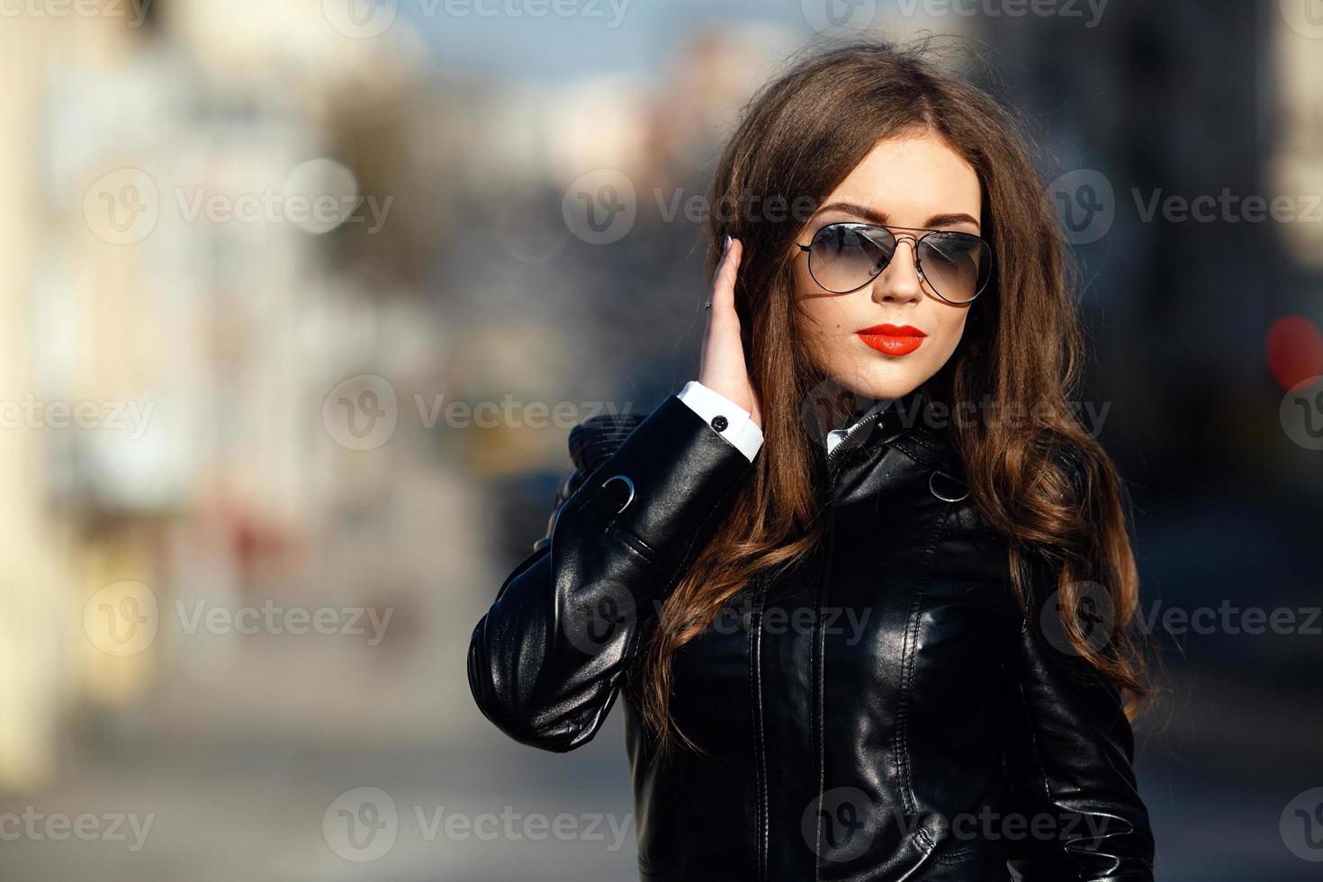 beautiful young girl photo