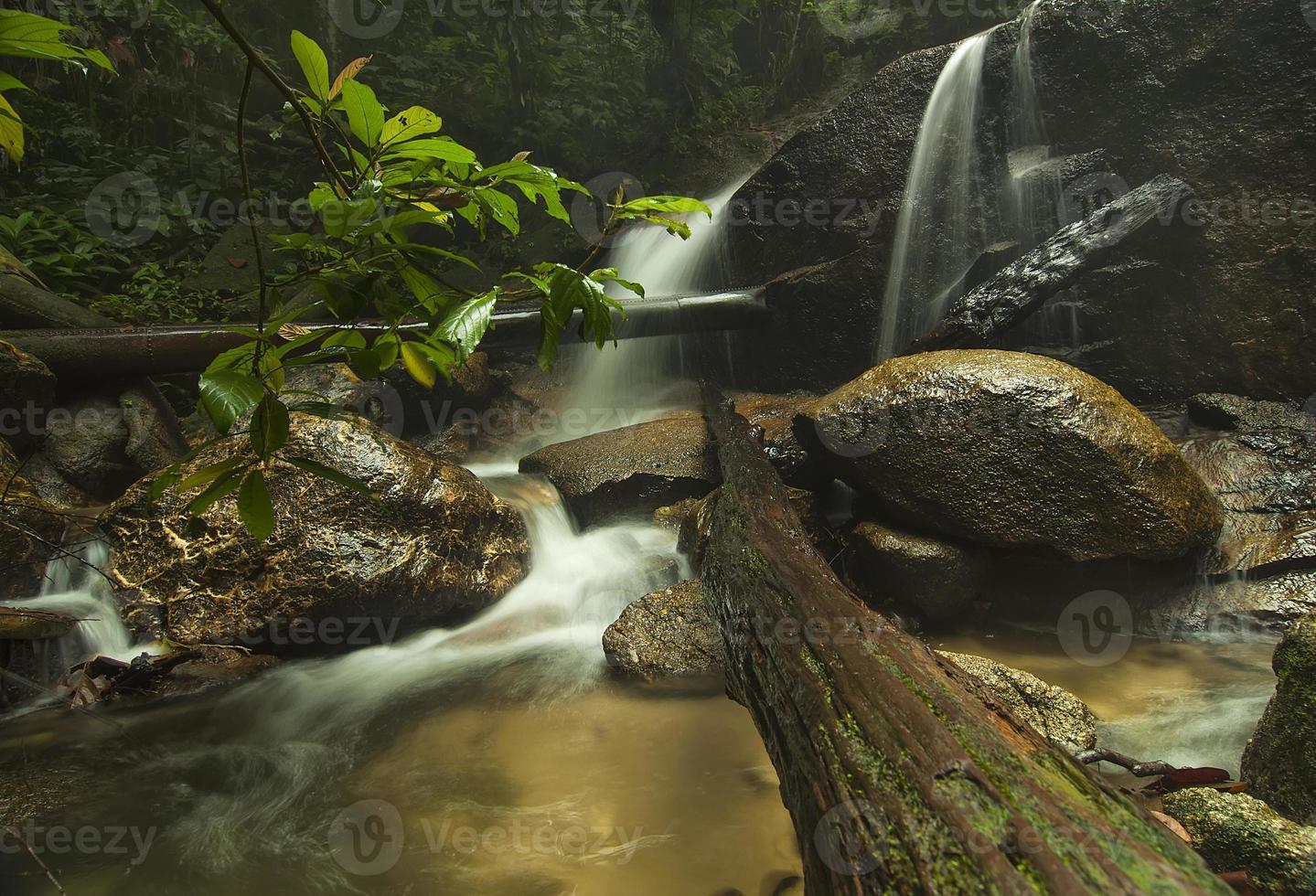 Kubang Pasu Waterfall photo