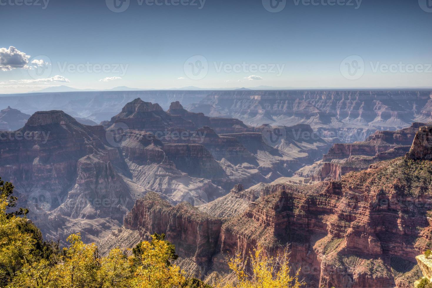 Grand Canyon, north rim photo