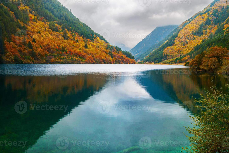 de herfst komt eraan foto