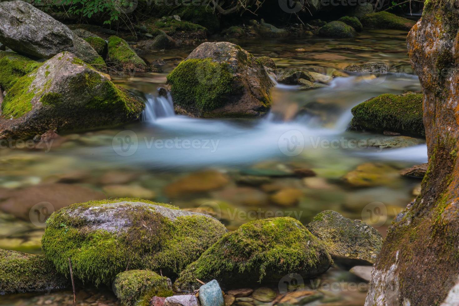 ruisseau à valle pesio photo