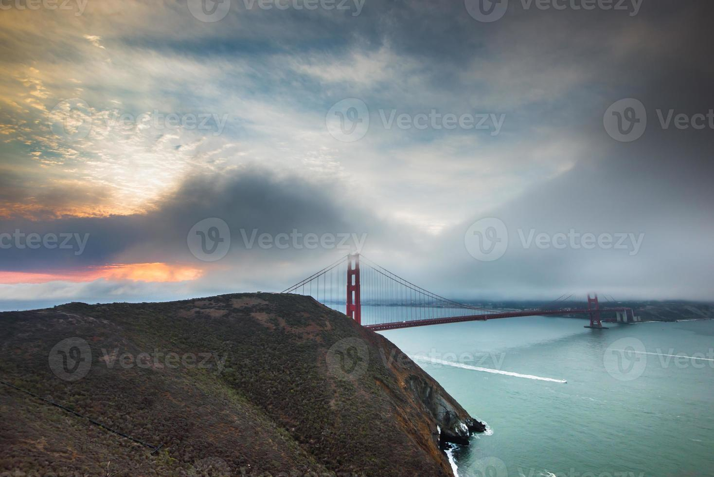 Golden Gate Bridge foto