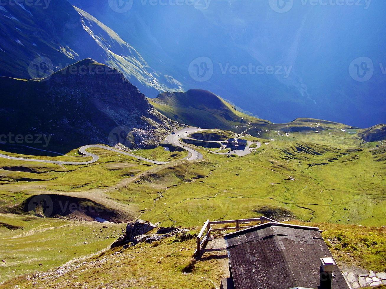 naturaleza de los Alpes foto