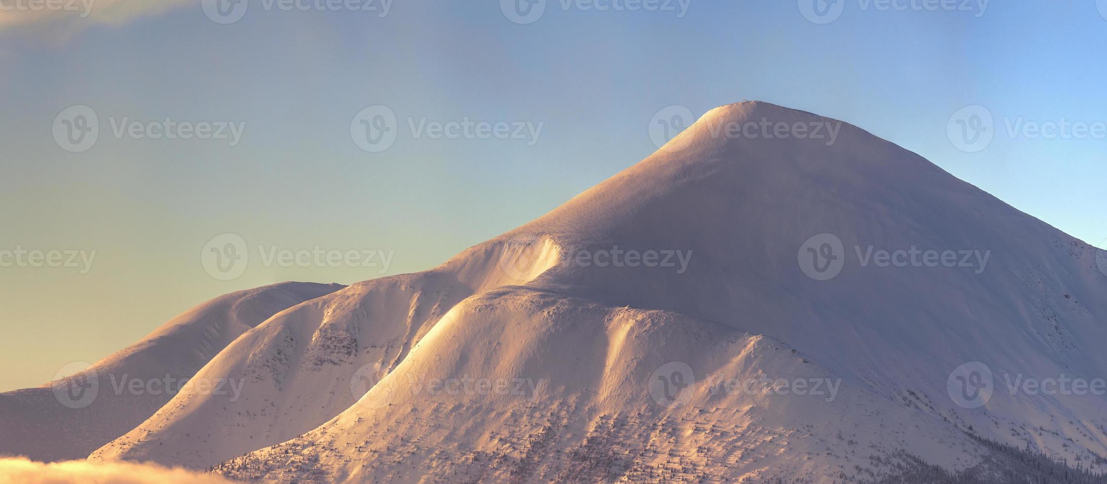 montanha foto