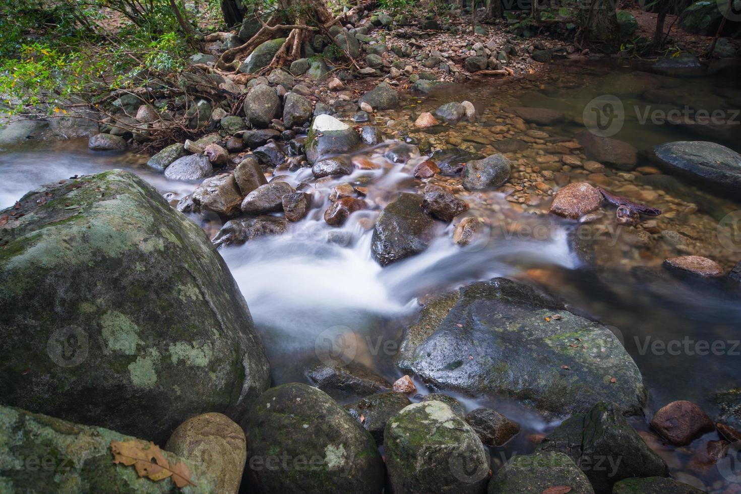 Khlong Pla kang waterfall. photo