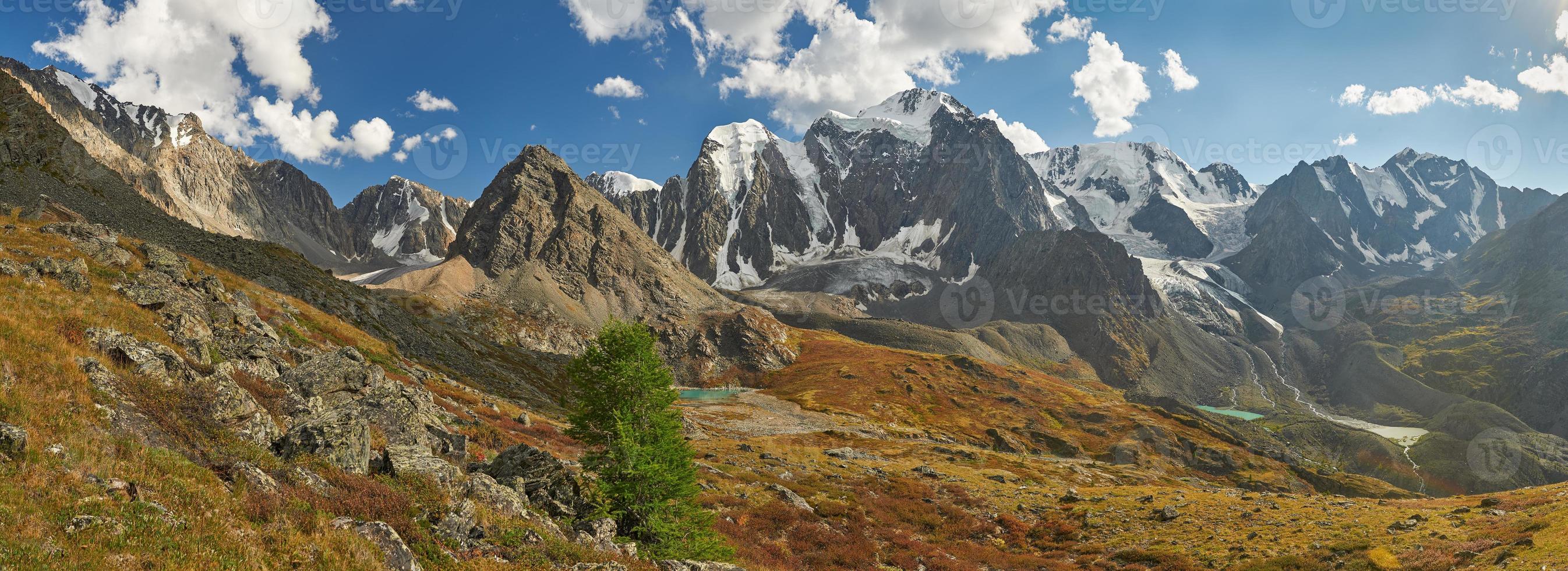 Altai mountains photo