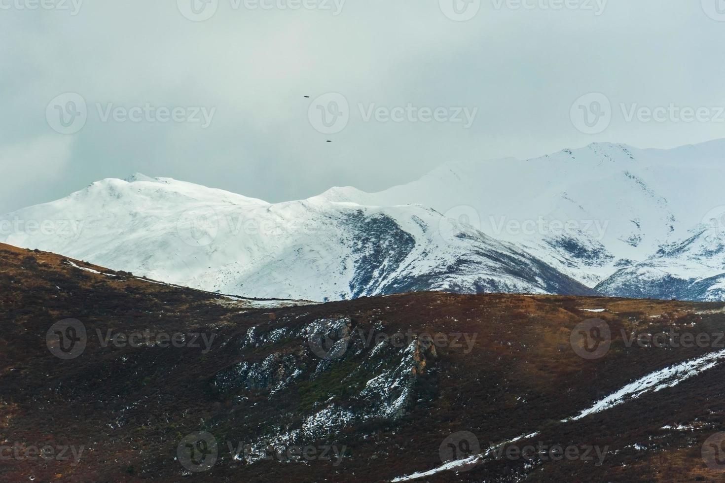 Snow Mountain photo