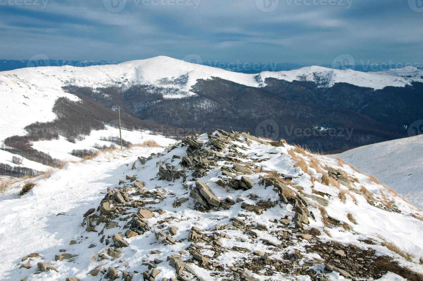 Mountain Bieszczady photo