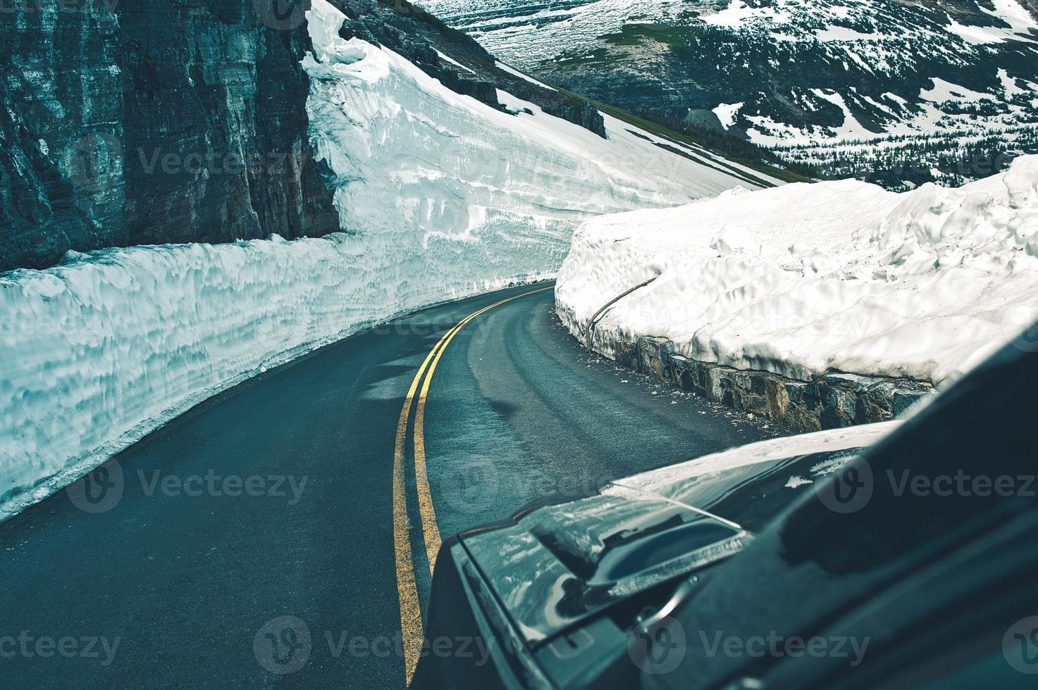 Alpine Road Drive photo