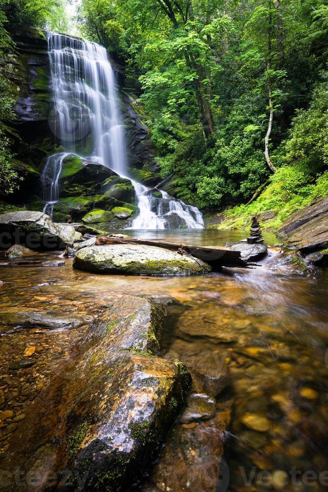 Upper Catabwa Falls 5 photo