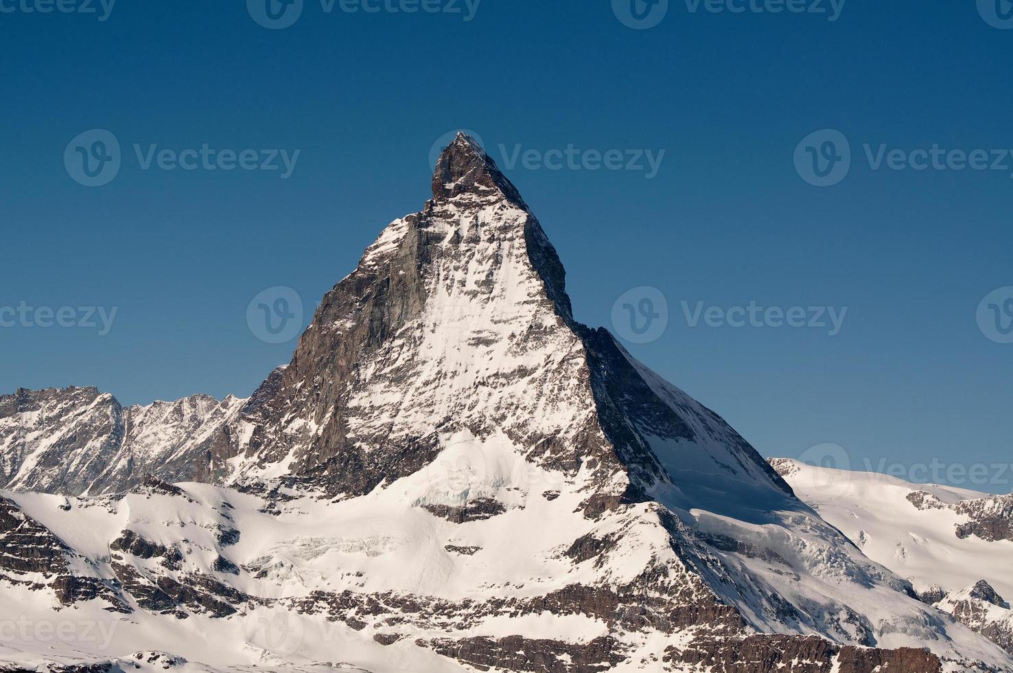 The Matterhorn in Switzerland photo