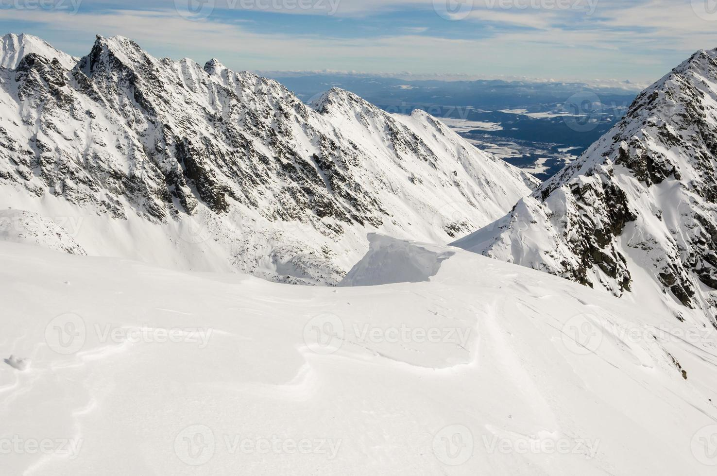 Ridge - Gran Baszt (hreben Bast) photo