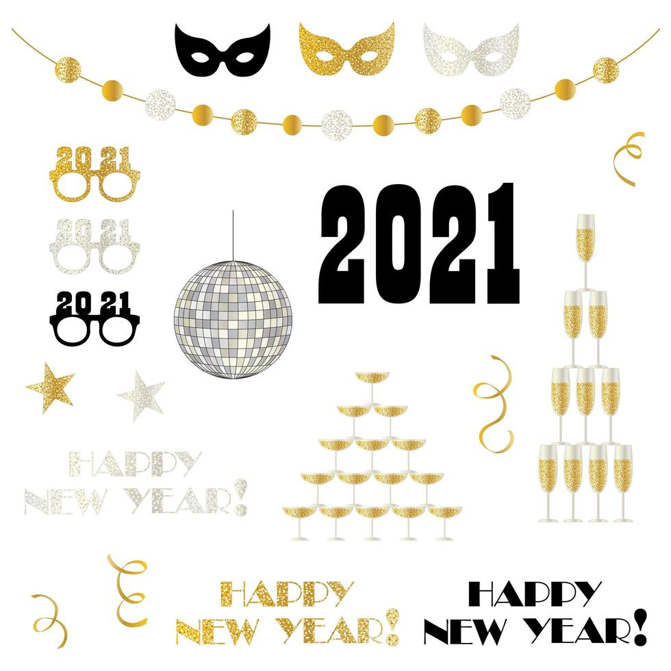 Happy New Years Eve Graphics Free Download Clip Art - New Years Eve Clipart  Free, HD Png Download - kindpng